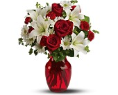 Be My Love in Nationwide MI, Wesley Berry Florist, Inc.