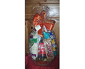 Junk Food Basket in Staten Island NY, Buds & Blooms Florist