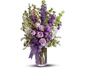 Teleflora's Pretty in Purple in Perry OK, Thorn Originals