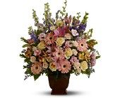 Teleflora's Loving Grace in Charlotte NC, Starclaire House Of Flowers Florist