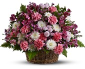 Garden Basket Blooms in Benton KY, Woods Florist