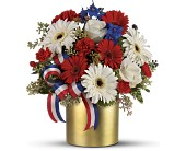 Teleflora's Hope Bouquet in Sugar Land TX, First Colony Florist & Gifts