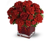Teleflora's Precious Love - Deluxe with Red Roses in Covington, Kentucky, Jackson Florist, Inc.