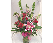 Fort Pierce Flowers - Perfectly Lovely Vase - Flowers By Susan