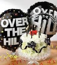 Over the Hill Cake in Burlington NJ, Stein Your Florist