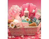 Ultimate Relaxation Bath & Body Gift in Oak Hill WV, Bessie's Floral Designs Inc.