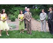Backyard Wedding in Lansing, Michigan, Hyacinth House