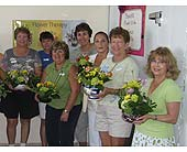 Flower-ology Class w/Friends, Family or Co-Workers in Tempe AZ, God's Garden Treasures