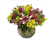 Spring Garden Bowl in Stuart FL, Harbour Bay Florist