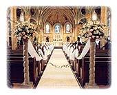 Wedding Ceremony in Philadelphia, Pennsylvania, International Floral Design, Inc.
