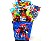 EGB5 ''Spiderman Egg-cellence'' Easter Basket in Oklahoma City OK, Array of Flowers & Gifts