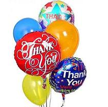 Thank You Balloons in Perrysburg & Toledo OH - Ann Arbor MI OH, Ken's Flower Shops