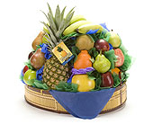 The Grand All Fruit Basket in Staten Island NY, Eltingville Florist Inc.