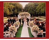 Wedding Ceremony in Staten Island, New York, Eltingville Florist Inc.
