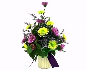 Fragrant Candle Arrangement in Wauseon OH, Anything Grows<br>800-297-8030