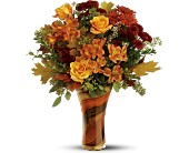 Teleflora's Artful Autumn Bouquet in Eldora IA, Eldora Flowers and Gifts
