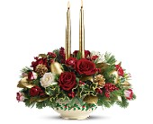 Lenox Holly-Day Bouquet
