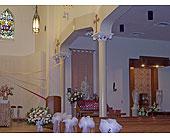 Wedding in Staten Island, New York, Sam Gregorio's Florist