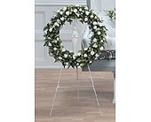 Wreath in Arlington TX, H.E. Cannon Floral & Greenhouses, Inc.