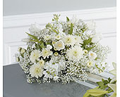 Casket Spray in Arlington TX, H.E. Cannon Floral & Greenhouses, Inc.