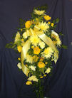 Sunshine of My Heart Standing Spray in Sun City Center FL, Sun City Center Flowers & Gifts, Inc.