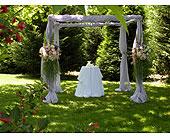 Wedding Ceremony in Kennett Square, Pennsylvania, Barber's Florist Of Kennett Square