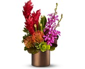 Teleflora's Paradise Island - Deluxe in Woodbridge ON, Extravaganza Florist Ltd.
