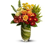 Teleflora's Cosmic Blooms in Nationwide MI, Wesley Berry Florist, Inc.