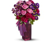 Bunches of Blooms by Teleflora in Nationwide MI, Wesley Berry Florist, Inc.