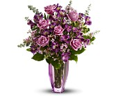 Teleflora's Dreaming of Roses in Woodbury NJ, C. J. Sanderson & Son Florist