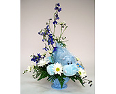 Hippo for a Baby Boy in Indianapolis IN, Gillespie Florists
