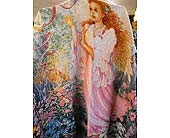 Red-haired Angel Throw in Johnstown PA, Westwood Floral