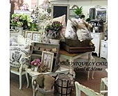 Our Shop in Healdsburg CA, Uniquely Chic Floral & Home