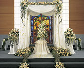 Church Ceremonies in Spokane, Washington, Beau K Florist