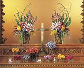 Church Ceremonies in Jamestown, North Dakota, Country Gardens Floral