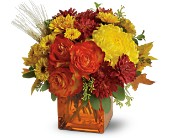 Teleflora's Autumn Expression in Eugene OR, Rhythm & Blooms