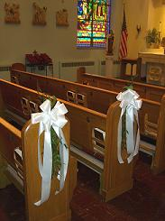 Pew Ribbon in Quakertown, Pennsylvania, Tropic-Ardens, Inc.
