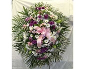 SENTIMENTAL SPRAY in Bellmore NY, Petite Florist