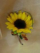 Yellow Sunflower in Cerritos CA, The White Lotus Florist