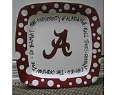 Square Serving Dish in Tuscaloosa AL, Amy's Florist