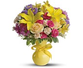 Teleflora's Color It Happy - Deluxe in West Seneca NY, William's Florist & Gift House, Inc.