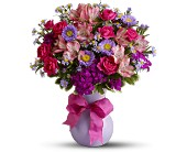 Teleflora's Simply Irresistible in Vancouver BC, Downtown Florist