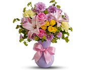 Teleflora's Perfectly Pastel in Zeeland MI, Don's Flowers & Gifts
