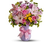 Teleflora's Perfectly Pastel - Deluxe, picture