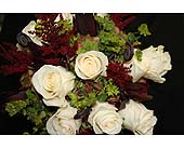 Wedding Bouquet in St. Paul, Minnesota, Lund & Lange Florist