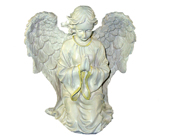 Kneeling Angel Praying in Baltimore MD, Raimondi's Flowers & Fruit Baskets