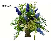 Blue Sympathy in Fairfield CT, Glen Terrace Flowers and Gifts