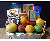 FRUIT BASKET in Bellmore NY, Petite Florist