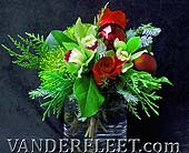 CHIC HOLIDAY HAND-TIED in Etobicoke ON, VANDERFLEET Flowers