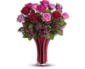 Teleflora's Ruby Nights Bouquet in Perry OK, Thorn Originals